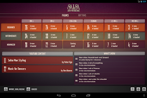 Screenshot of Salsa Anywhere - Pro