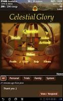 Screenshot of Celestial Glory LDS MMORPG