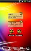 Screenshot of Word Trainer EN Free