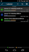 Screenshot of Synodroid