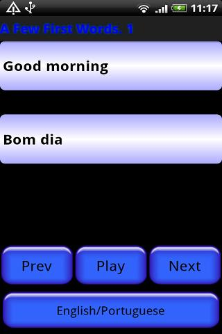 Pocket Polyglot Portuguese