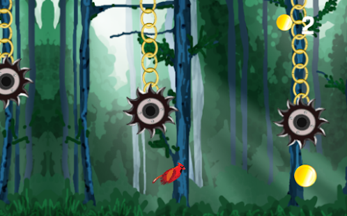 Flying Bird - screenshot
