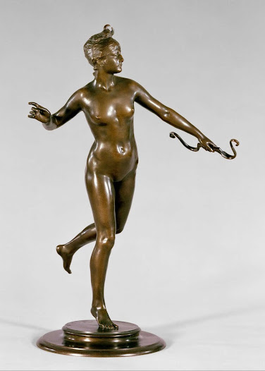 Diana by Frederick William MacMonnies