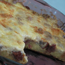Morning Breakfast Casserole