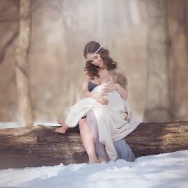 Serenity... by Skaiste Sky - People Maternity ( maternity, art, pregnant, beauty, nursing, photography )