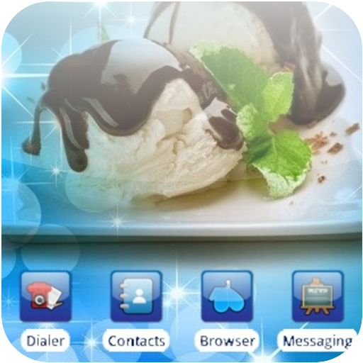 Vanilla Icecream [SQTheme] ADW 個人化 App LOGO-APP試玩