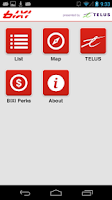 Screenshot of BIXI