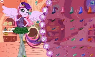 Screenshot of Chibi Twilight
