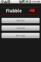 Screenshot of Flubble