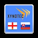 English<->Slovak Dictionary icon