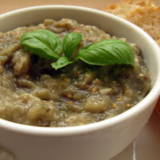 Roasted Eggplant and Garlic Dip