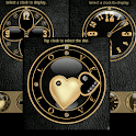 DiamondGold Alarm Clock Widget icon