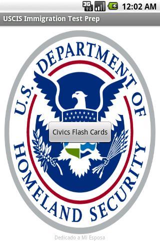 USCIS Immigration Test Prep
