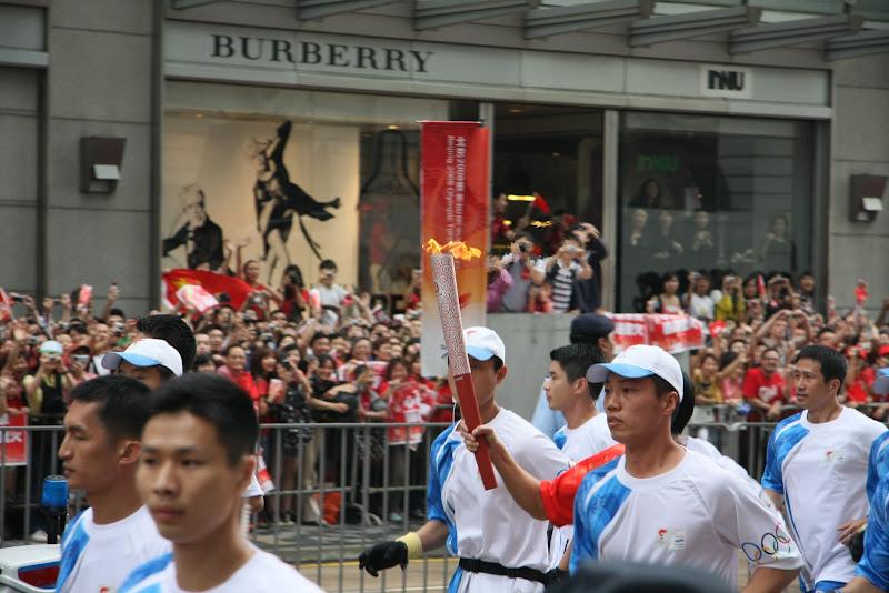 奥运圣火到香港 - lhapple403 - lhapple403的博客