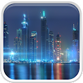 Dubai Night Live Wallpaper APK for Bluestacks