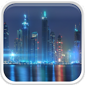 App Dubai Night Live Wallpaper APK for Kindle