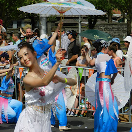 Moomba parade by Anjuli Shankhwar - People Musicians & Entertainers (  )