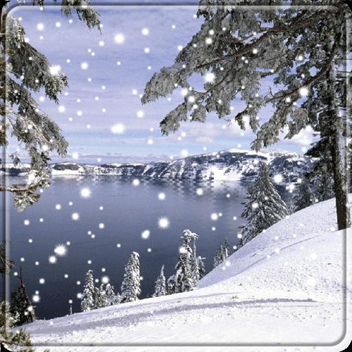 冬季風光 LiveWallpaper 個人化 App LOGO-APP試玩