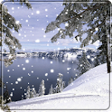 Winter Scenery LiveWallpaper_ icon