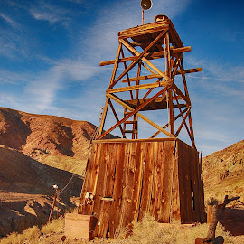 Calico by Jose Matutina - Buildings & Architecture Decaying & Abandoned ( calico, california, historical )