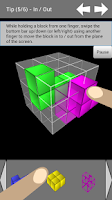 Screenshot of Blocks 3D