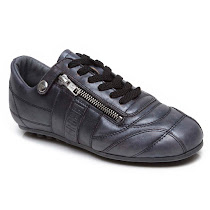 Bikkembergs Zip & Lace Trainer TTRAINERS