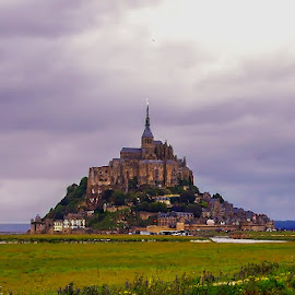 To Mont Saint-Michel by Constantinescu Adrian Radu - Landscapes Travel