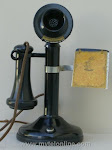 Candlestick Phones - AE Manual Candlestick Telephone