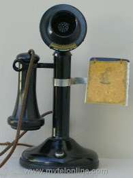 Candlestick Phones - AE Manual Candlestick Telephone 1