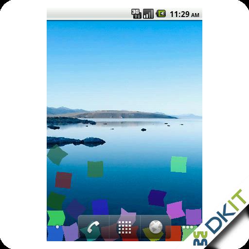 Wobbly Jello Live Wallpaper 個人化 App LOGO-APP試玩
