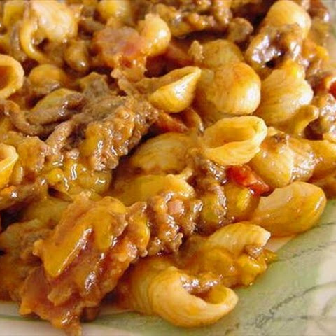 Bacon Cheeseburger Pasta Recipes
