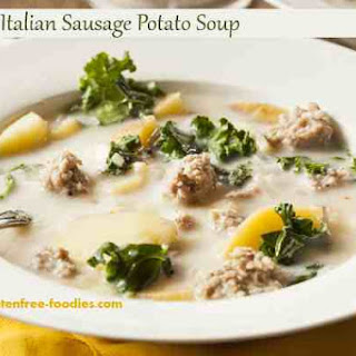 Italian Sausage Potato Soup