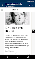 Screenshot of Nederland Nieuws