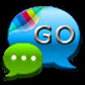 GO SMS Pro Cobalt Blue Theme icon