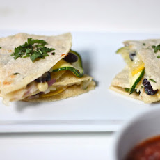 Farmers Market Quesadillas