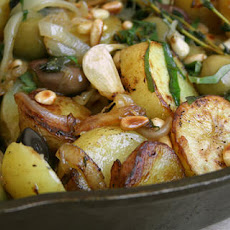 Olive Potatoes Recipe