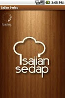 Screenshot of Sajian Sedap
