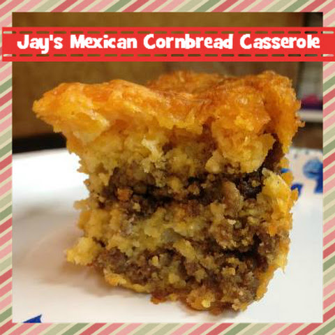 Mexican Cornbread With Ground Beef Mexican Cornbread Cass...