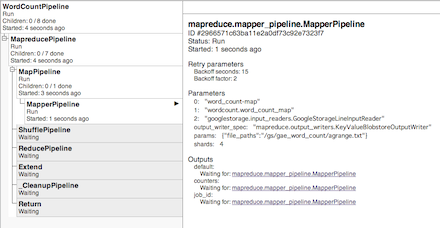Mapreduce Run