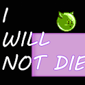 I will not die icon