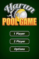 Screenshot of HARUN POOL GAME