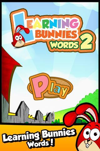 Learning Bunnies: Words 2