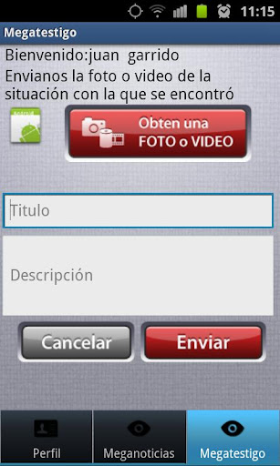 ahoratestigo for android screenshot