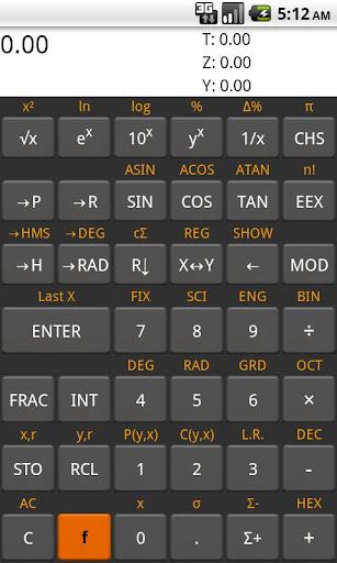 RpnCalc - Rpn Calculator