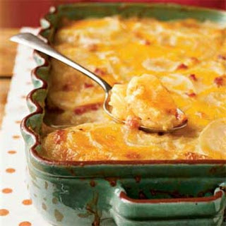Country Potatoes au Gratin