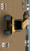 Screenshot of Bulldozer Challenge