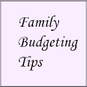 Family Budgeting Tips icon