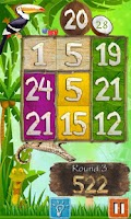 Screenshot of Jungle Math for Kids Free