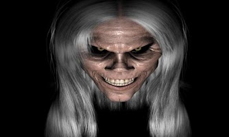 Screenshot of friends scare, horror maze
