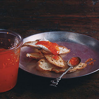 Spicy Red-Pepper Jelly